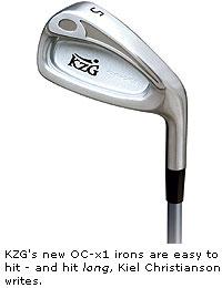 KZG's new OC-x1
