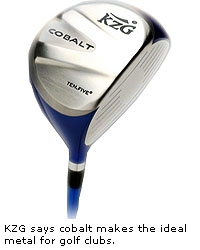 Cobal Driver Golf Metal