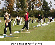 Dana Rader Teaching Golf