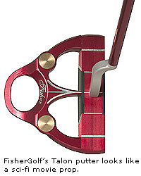 FisherGolf's Talon Putter
