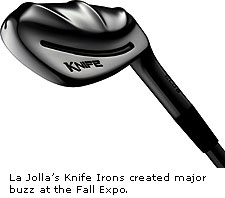 La Jolla's Knife Irons