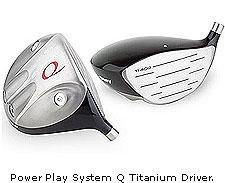 Q Titanium Driver