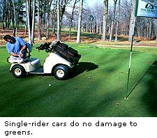 Single-rider Cars