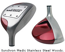 Synchron Medic Stainless Steel Woods