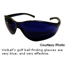 Ball Finding Glasses