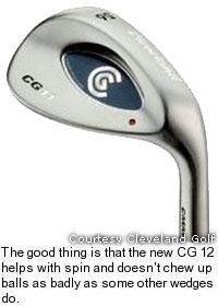 Cleveland CG 12 Wedge